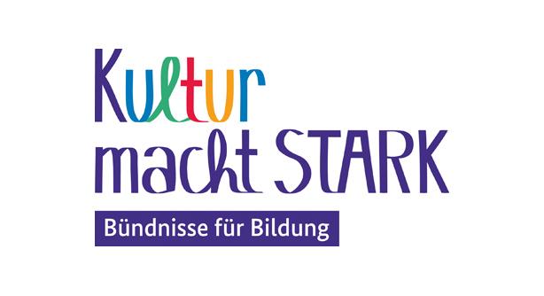 Logo Kultur macht STARK 300 dpi